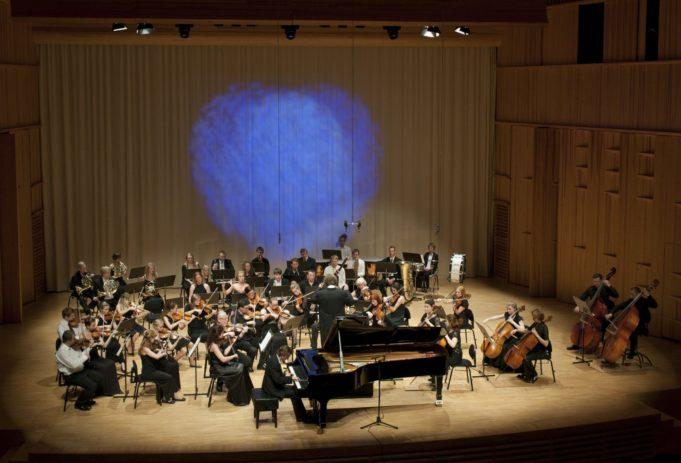 Alexander Lubyantsev, piano, Jukka-Pekka Kuusela, kapellimestari, 28.6.2013